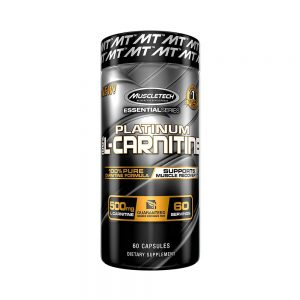 platinum l-carnitine 60 caps