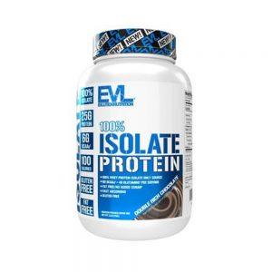 100% isolate evl tunisie protein