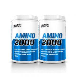 pack amino 2000 tunisie